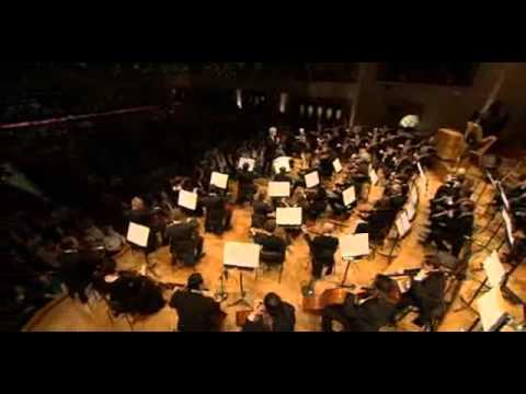 Marc Bouchkov | Sibelius Violin Concerto | 3rd mvt | Queen Elisabeth Competition | 2012
