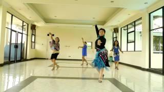 Line Dance - Zakia  by  Maya Sofia