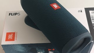 JBL Flip 5 hands on and sound check