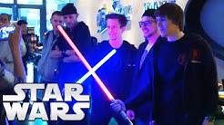 Star Wars: Das Erwachen der Macht - Fan-Event im CineStar IMAX Berlin