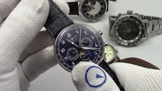 what Is A Moonphase Watch And How Do You Set It? - Watch and Learn #40