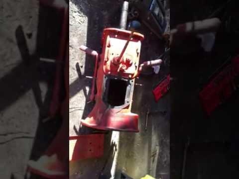 8n transmission rebuild - YouTube