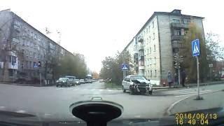 ДТП в Соликамске, 16.10.2016
