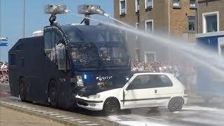 Prio 1 Waterwerper Mobiele Eenheid Politie Haaglanden SAR Katwijk 2018