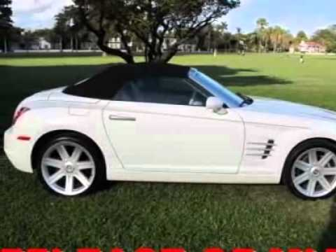 2005 chrysler crossfire 2dr roadster limited convertible. Black Bedroom Furniture Sets. Home Design Ideas