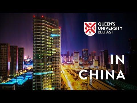 In China – Queen's University Belfast