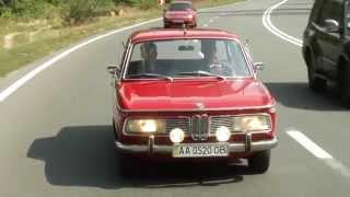 Видеообзор BMW 2000 (Oldtimer test BMW 2000)