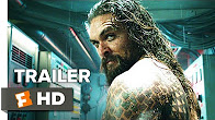 Aquaman Comic-Con Trailer (2018) | Movieclips Trailers - Продолжительность: 2 минуты 36 секунд