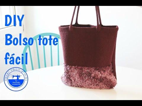 Easy DIY tote bag