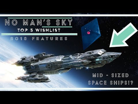 5 New Features To Make No Man's Sky Even Better (Wishlist)