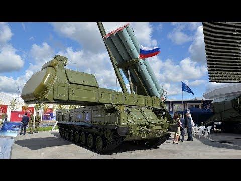 """Новейшие (контейнерные) ЗРК """"Бук-М3"""" уже в Войсках !!!"""