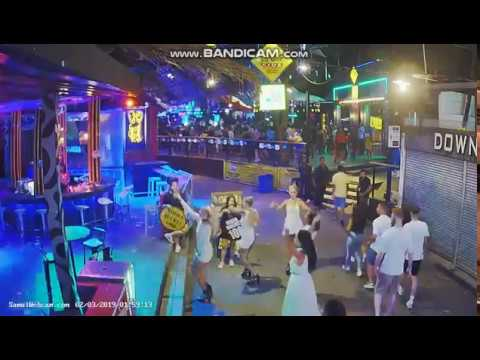 Galaxy Girls Cut Loose on Cam 2 ... Sweet Soul Cafe Koh Samui, Thailand