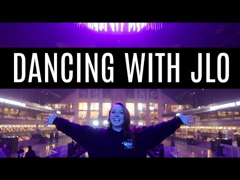 I DANCED IN THE SUPER BOWL SATURDAY SHOW!! || VLOG #15