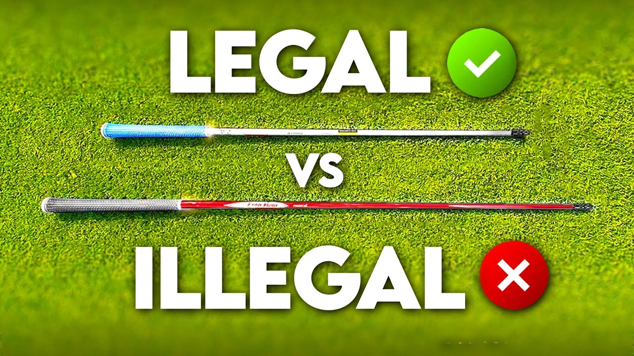 BANNED FOR PRO'S! But should YOU switch to these shafts?