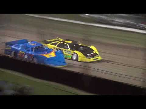 Mid Summer Madness Late Model Heat 2 West Liberty Raceway 8/11/18