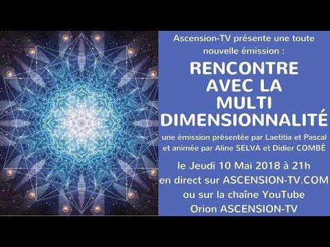 [BANDE-ANNONCE] Rencontre avec la Multidimensionnalité avec Pascal et Laetitia