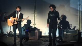 Manuel Garcia + Alvaro Lopez - Nada Nuevo Bajo El Sol (Teatro Caupolican 20.07.2012)