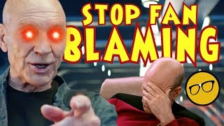 Star Trek is Broken | Picard Used to Attack Fans by Access Media