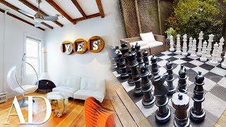 Inside a Brooklyn Townhouse With a Giant Chess Set | On The Market
