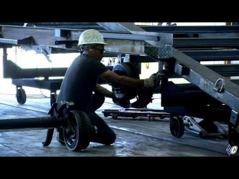 From Production To Pavement: Equipment Trailers