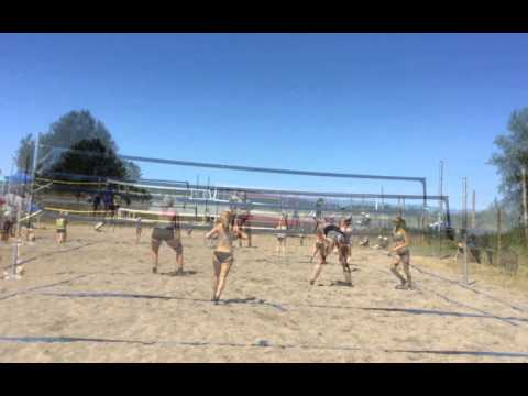 Maya Watkins 2014 Jetty Island Sand Volleyball 2