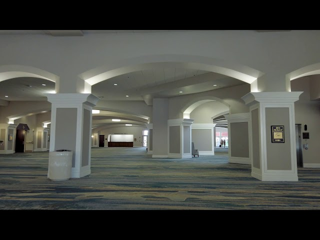 Rosen Centre Junior Ballroom  Pre-Function & Registration Desks