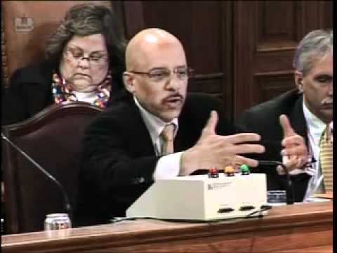 Sen. Hughes at Senate Appropriations Committee Education Budget Hearing, part 2