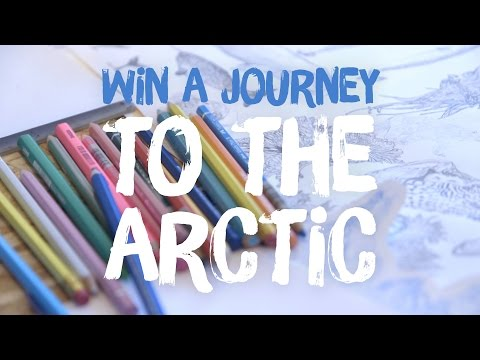 Get creative to win a journey to the Arctic!