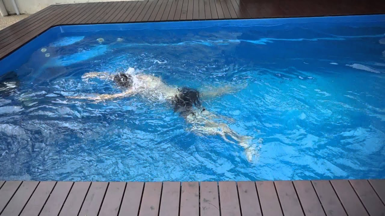 Hydro One Fiberpool Swim Jet System For Endless Swimming Experience Youtube