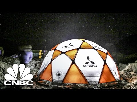 Product Profile: Slingfin | Adventure Capitalists | CNBC Prime