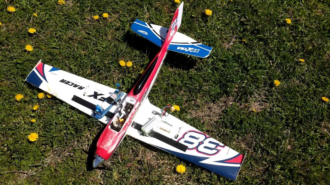 Fixed wing FPV only it's fast and inverted... картинки