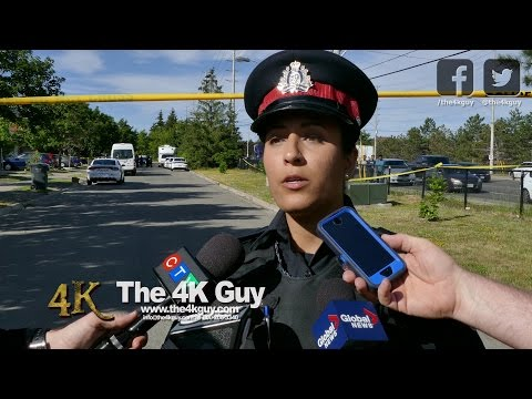 Brampton: Homicide investigating after two found dead 6-22-2016