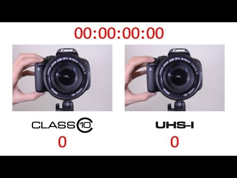 Class 10 vs. UHS-I: What's the Difference?