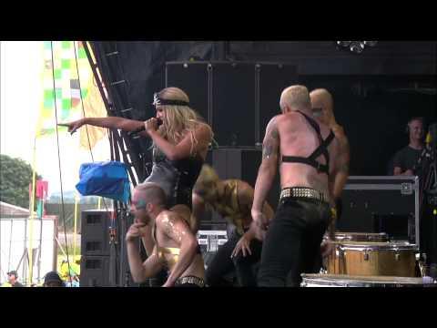 Ke$ha - Die Young  Live @ T in the Park 2013