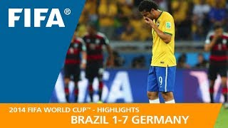Video BRAZIL v GERMANY (1:7) - 2014 FIFA World Cup™ download MP3, 3GP, MP4, WEBM, AVI, FLV Agustus 2018
