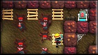 Ninja Miner 2 - Game Walkthrough (full)