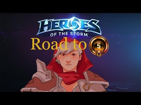 [HL Road to Gold] Heroes of the Storm [Episode 6]