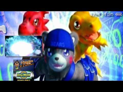 Digimon World 3 Psx Psp Eboot