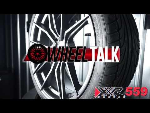 Wheel Talk! Check out the XXR 559 in 19x8.5