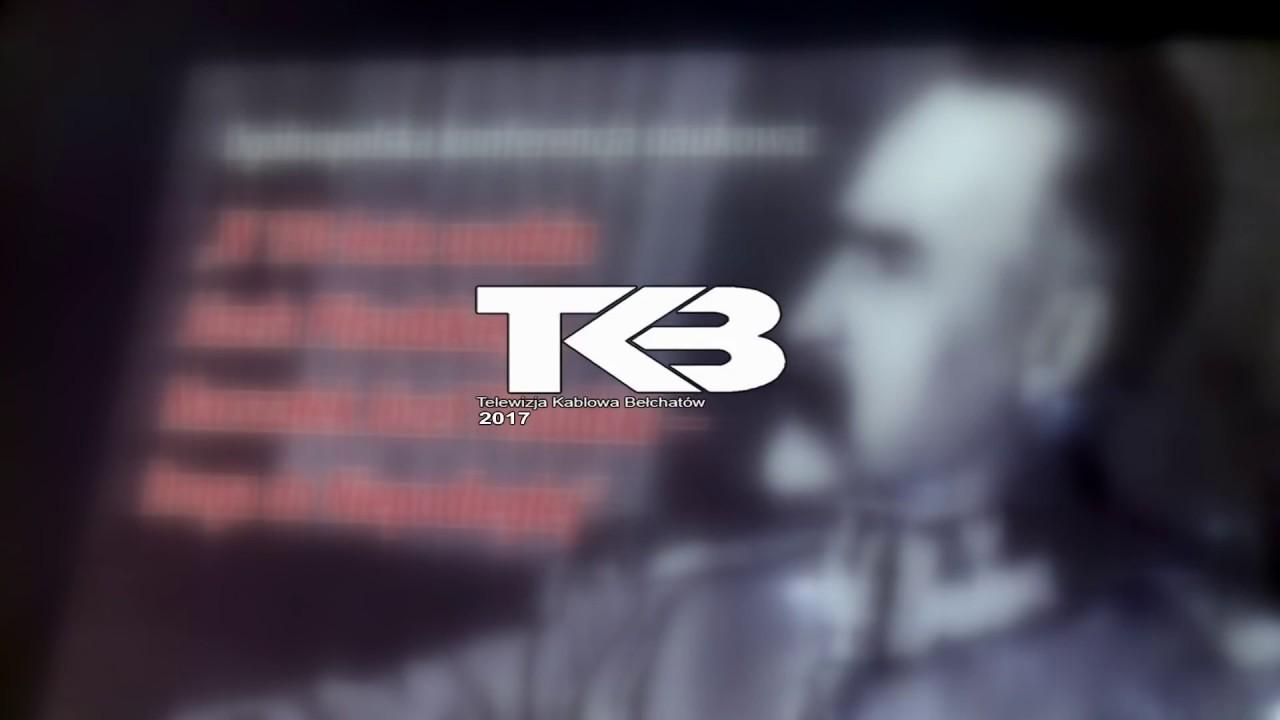 """TKB – """"Marszałek Józef Piłsudski – Droga do Niepodległej"""" – 08.12.2017"""