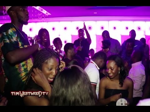 Westwood - Nigeria tour - crazy parties!