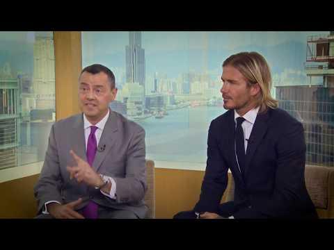 Why David Beckham is the global wellness ambassador for AIA   Marketing Media Money