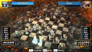 【Check VS Mate】Gameplay