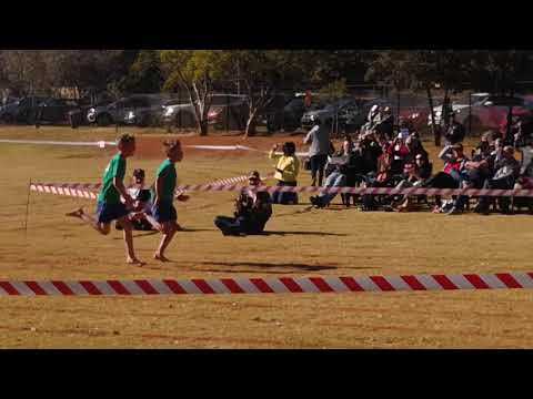 Teghan Spratt Inter-House Athletics 2018-80m