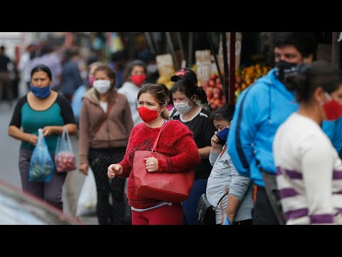 """Global surge of COVID-19 """"kind of inevitable"""": infectious disease expert"""