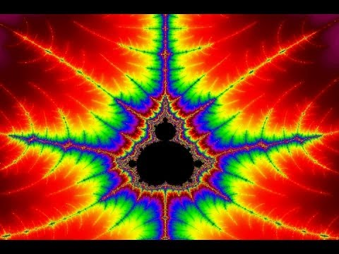 ★ NEWONE (Psychedelic visuals, fractals Zoom)