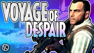 Black Ops 4 Zombies Funny Moments - Voyage Of Despair First Attempt