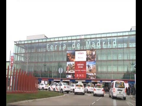 Tourisme : Ouverture de la foire internationale du tourisme de Madrid