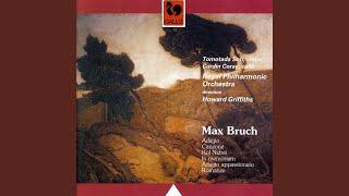 Adagio appassionato, for Violin & Orchestra in C-Sharp Minor, Op. 57