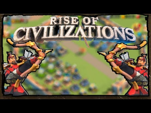 Better Than Lords Mobile? | LETS ATTACK!! | Rise Of Civilizations
